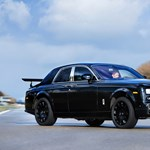 Mivel már nincs április elseje, ez tényleg egy valódi Rolls-Royce prototípus