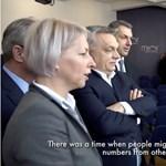 Videó: Orbán nyíltan fenyegeti Miskolcot, és migránsozza a romákat