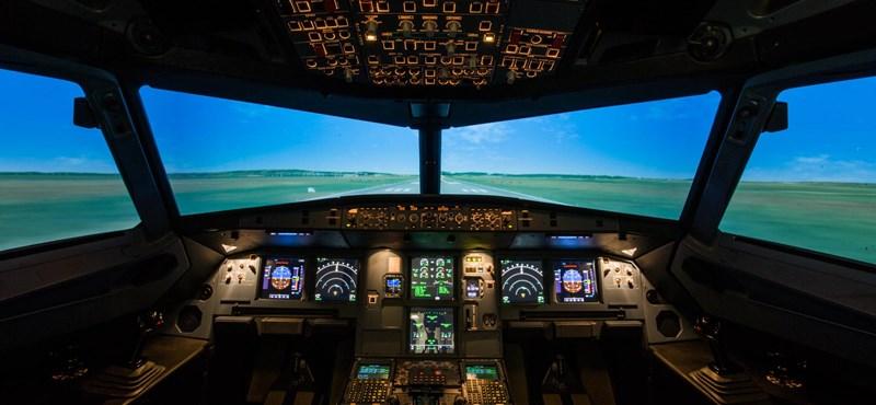 Elaludt a pilóta repülés közben, 46 kilométerrel arrébb ébredt