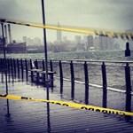 Instagram 2012 - A Sandy hurrikán