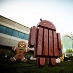 1 százalékon az új Android