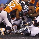 Új sisakok menthetik meg az NFL játékosokat
