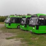 Kivett akkuval állnak a lízingelt buszok Pécsen, de már újakat venne a város