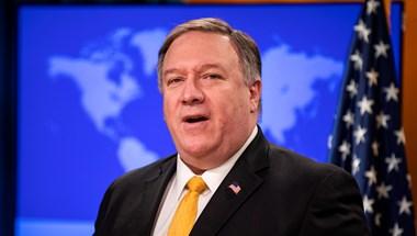 Prágában ment neki Kínának az amerikai külügyminiszter