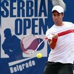 Örökre eltiltották a bundázó szerb teniszezőt