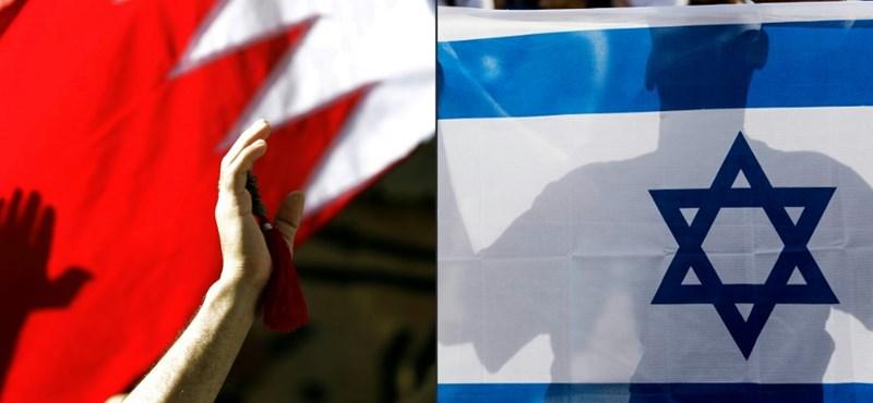 Bahrein is békeegyezményt ír alá Izraellel