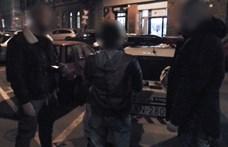 Fotók: Így fogták el Budapesten a Football Leaks-ügy feltételezett gyanúsítottját