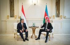 Orbán: Mindig megtiszteltetés a magyaroknak, ha Bakuba látogathatnak