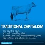 A gazdaság megértéséhez nem kell más, csak két tehén
