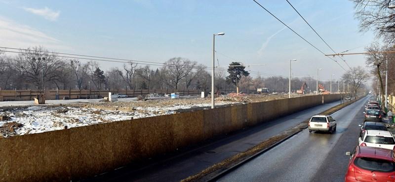 Az új Közlekedési Múzeum elől a jogi akadályokat is lebontják