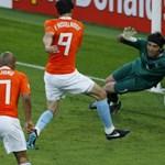 Van Nistelrooy, Sneijder és Robben kimaradt a holland vb-keretből