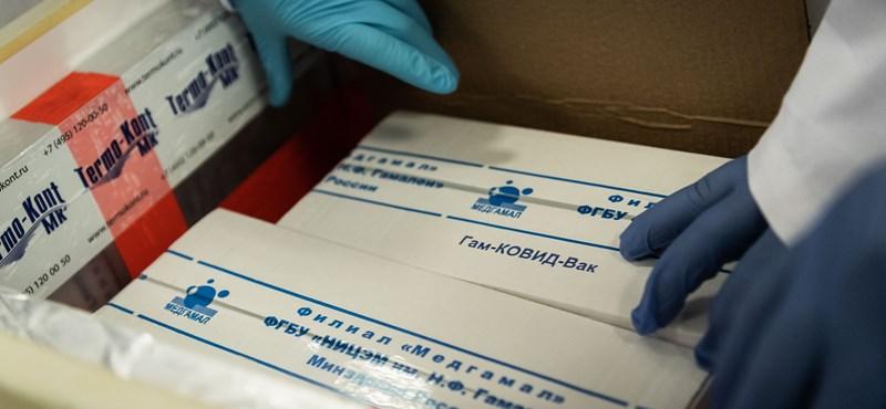 Két hónapos alkoholtilalom vár azokra, akik az orosz vakcinával oltatják be magukat