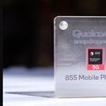 Erős titkosítást kaptak a Snapdragon 855-tel szerelt telefonok