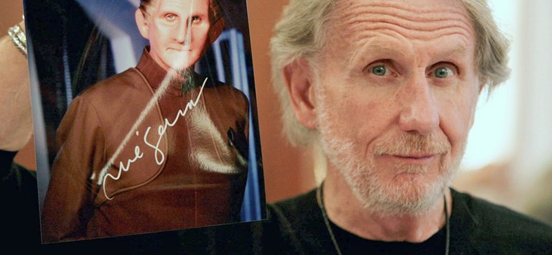 Meghalt René Auberjonois, a Star Trek és a MASH sztárja