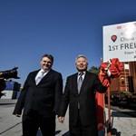 Megjött az első kínai tehervonat. De minek?