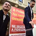 Kőkemény üzenettel jelentkezett egy nappal a népszavazás előtt az MSZP