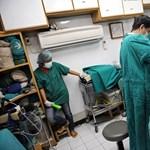 Vészhelyzet a brit kórházakban: eszement órabér a húsvéti éjszakai ügyeletért