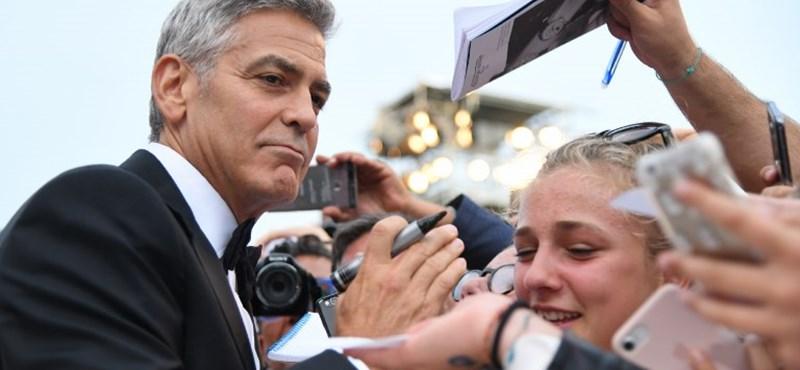 Sárkányölő George Clooney kávéval értelmezi újra a Trónok harcát