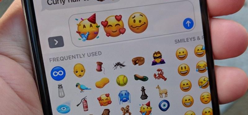 Szuperhősök, vörös haj, homár: megérkezett 2018 hivatalos emoji-listája