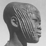 A nap képe: afrikai sebművészet