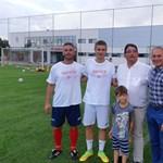 Újra játszik a klinikai halálból visszahozott 17 éves focista
