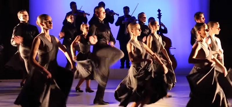 Lenyűgözte a rangos fesztivál közönségét a magyar-szlovák táncszínház