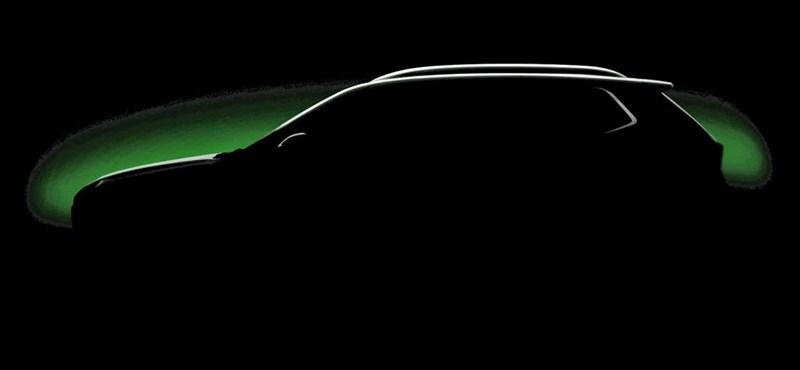 Jön egy újabb K-betűs Skoda SUV