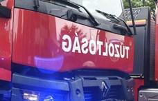 Motorossal ütközött egy autó a XVIII. kerületben
