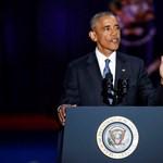 Obama még utoljára odaszúrt egyet Putyinnak