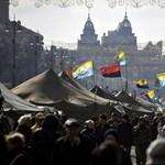 Jacenyukot javasolta miniszterelnöknek a Majdan