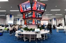 Kínába irányult a legtöbb külföldi működőtőke-befektetés 2020-ban