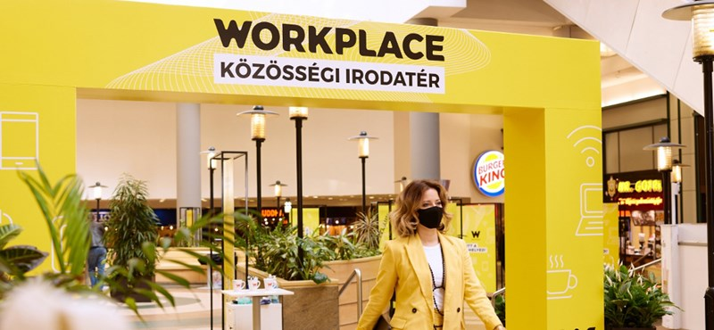 Szokatlan szolgáltatással rukkolt elő az egyik legnagyobb budapesti bevásárlóközpont