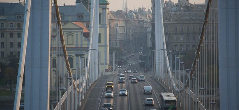 Szmogriadó: Budapesten egy fokkal jobb a helyzet