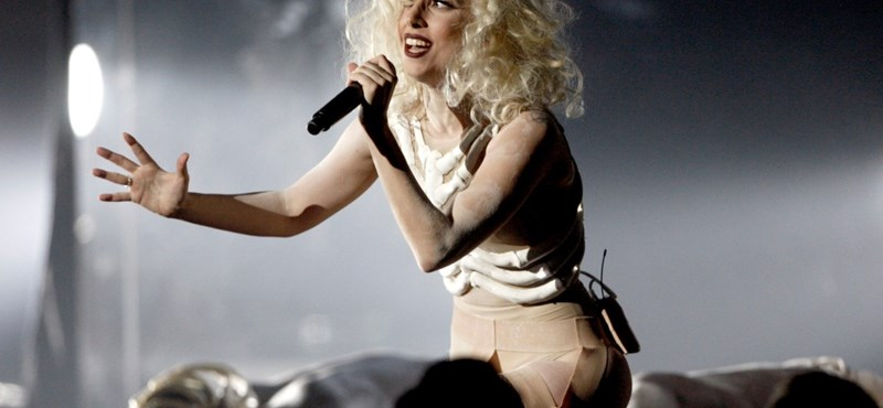 Lady Gaga lenyomta Katy Perryt