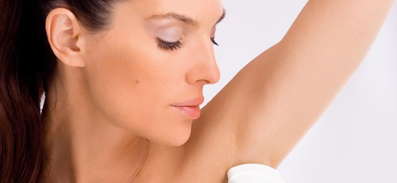 A nagy dezodorteszt - mi veszélyes bőrünkre?