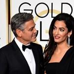 Filmsztárokkal vacsorázott, de Amal Clooney nyűgözte le Károly herceget