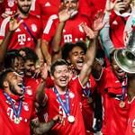 42 milliárd forintot nyert a Bayern München az idei BL-ben