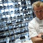 Gordon Ramsay nővé változott egy ételkóstolóért