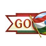 1956: szép ajándékot kaptak a magyarok a Google-től