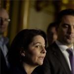 """Fotó: """"A devizahitelesek Jeanne d'Arcját"""" indítja a Jobbik Veszprémben"""