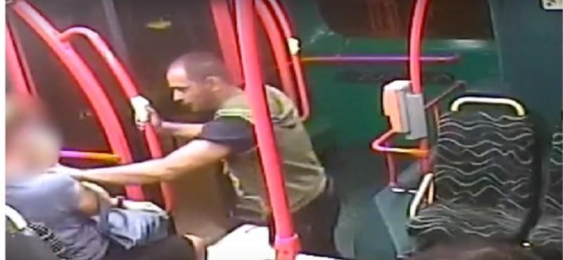 Kamera rögzítette a józsefvárosi nyakláncletépő férfit