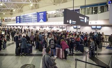 Százmillió forintból védekezhet a Budapest Airport a koronavírus ellen
