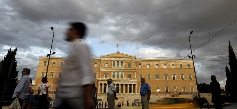 Közlekedési sztrájk bénítja Athént