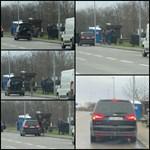 Magyar rendszámú kocsiból szemetelték tele az egyik osztrák autópályát