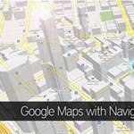 Áruházak belsejében kalauzol az új Google-alkalmazás