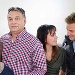 Használt pelenka eldobásával vádolják Orbán Ráhelt
