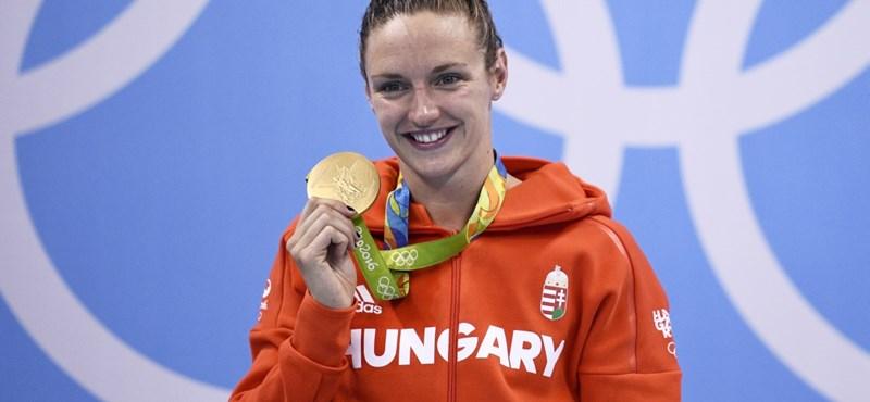 A nemzetközi sajtóban is elég nagy szám Hosszú Katinka győzelme