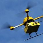 Fotó: drónok szállítják majd a jövőben a postai csomagot?