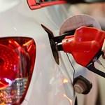 Ma záródik kicsit az olló a benzin és a dízel ára között