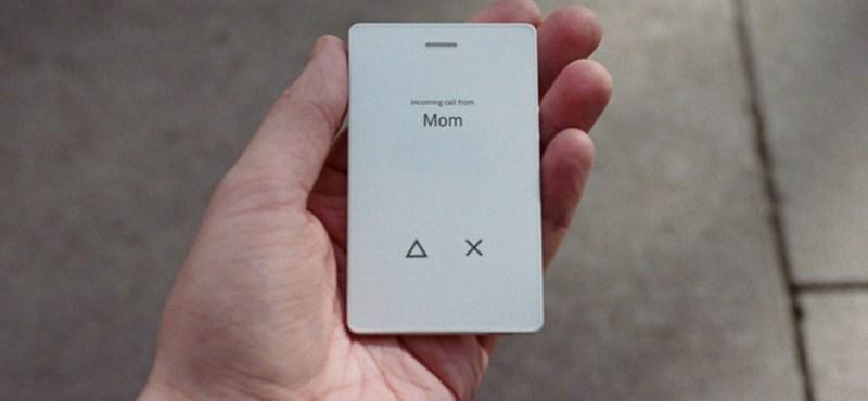 Van egy telefon, ami annyira buta, hogy imádják a felhasználók – és még csak most jön az okosabb változata